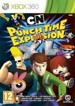 Cartoon Network: Punch Time Explosion (2012/PAL/ENG/XBOX360)