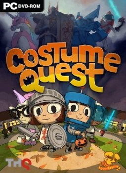Costume Quest + Grubbins on Ice (2011/RUS/ENG/RePack by dr.Alex)