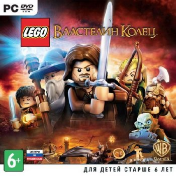 LEGO Владык колец (2012/Rus/Multi6/Repack by Dumu4)