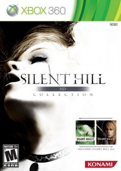 Silent Hill HD Collection (LT+2.0/LT+3.0) (2012/RF/ENG/XBOX360)