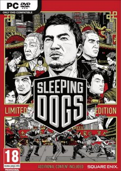 Sleeping Dogs + 12 DLC (2012/Rus/Eng/Ger/Multi7/Repack by Dumu4)