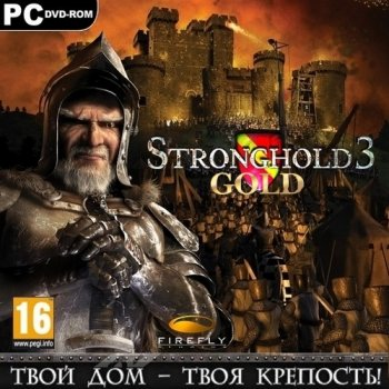 Stronghold 3. Gold Edition (2011/RUS/RePack by R.G.ReCoding)