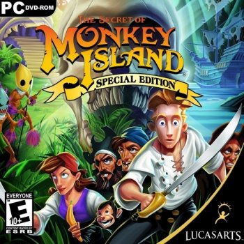 The Secret of Monkey Island: Special Edition (2009/RUS/ENG/RePack by R.G.Механики)