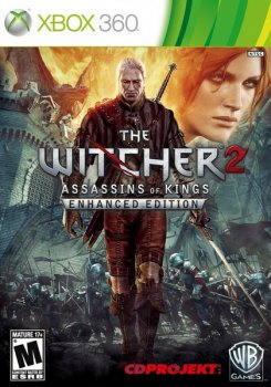 The Witcher 2: Assassins of Kings - Enhanced Edition (2012/PAL/RUSSOUND/XBOX360)